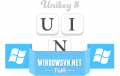 Unikey for Windows 8